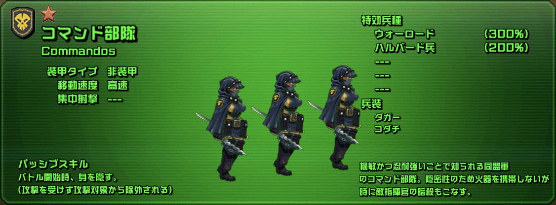 コマンド兵隊[MA]